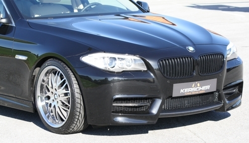 KF10 Full Front Bumper for the BMW 5 Ser F10 (2010 -) [Image 2]