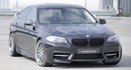 KF10 Full Front Bumper for the BMW 5 Ser F10 (2010 -) [Image 3]