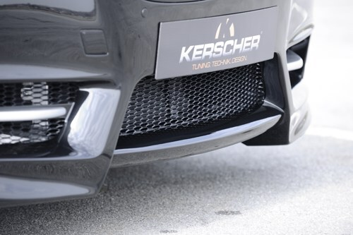 KF10 Full Front Bumper for the BMW 5 Ser F10 (2010 -) [Image4]