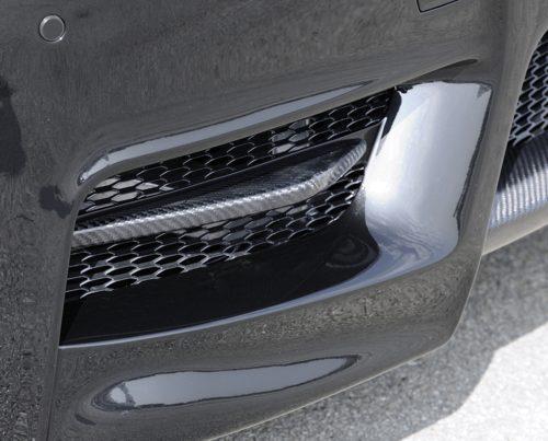 Carbon Vent Fins for KF10 Front Bumper [Image 2]