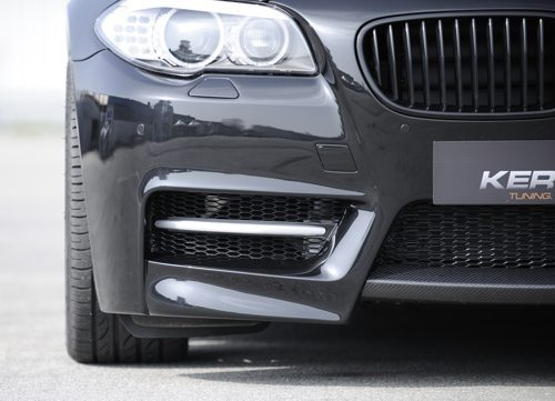 GRP Vent Fins for KF10 Front Bumper