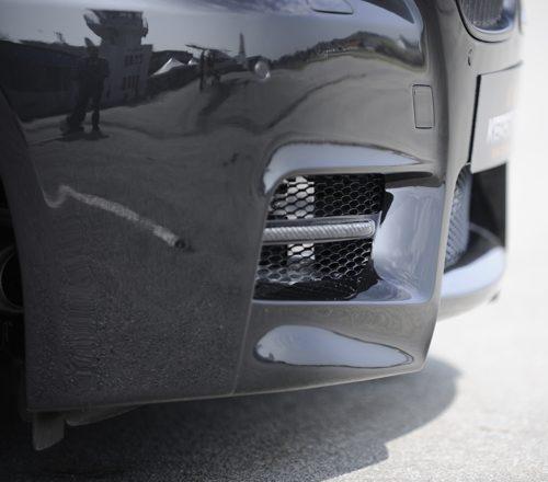 Carbon Vent Fins for KF10 Front Bumper [Image 3]