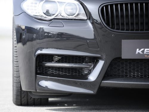 Carbon Vent Fins for KF10 Front Bumper