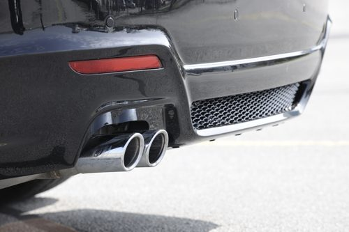 Rear Apron for the BMW 5 Series F10 (2010 -) [Image4]