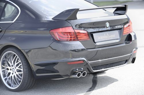 Rear Apron for the BMW 5 Series F10 (2010 -) [Image 5]