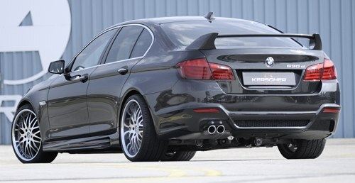 Rear Apron for the BMW 5 Series F10 (2010 -)