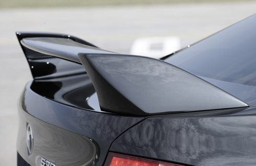 3-Part Rear Wing Spoiler for the BMW 5 Series F10 [Image 2]